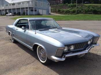 Ersatzteile Buick Riviera Autoteile von General Motors USA
