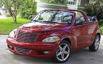 PT Cruiser Autoteile Ersatzteile von Chrysler
