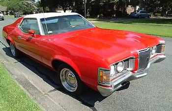 Ersatzteile Mercury Cougar Autoteile, Originalteile von Ford