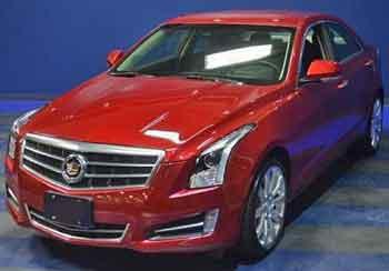 Ersatzteile Cadillac ATS Autoteile von General Motors USA!
