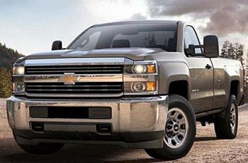 Pickup Ersatzteile Chevrolet Silverado Autoteile
