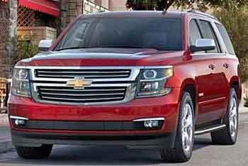 Ersatzteile Chevrolet Tahoe Autoteile von General Motors !